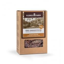 Flores Farm - Morceaux de cacao fins