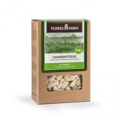 Flores Farm - Cashewkerne Stücke