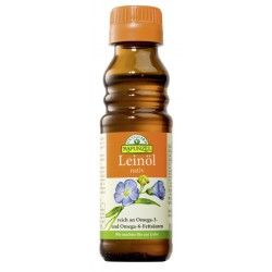 Rapunzel - aceite de Linaza nativa de 100 ml