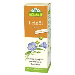 Rapunzel - aceite de Linaza nativa de 250 ml