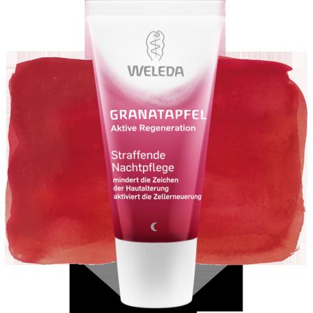 Weleda - Granatapfel Straffende Nachtpflege
