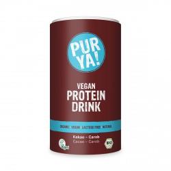PURYA - Protein Drink Cacao-Carob