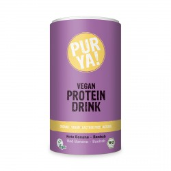 PURYA - Protein Drink Rote Banane-Boabab
