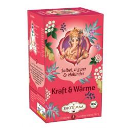 Hari - Kraft & Wärme Shoti Maa Chakra Tee