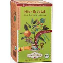 Hari - Here & Now Shoti Maa Elements Tea