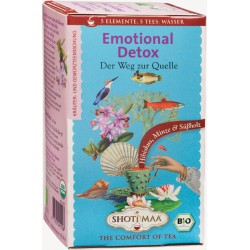 "Hari - Detox Emotivo Shoti Maa ""Elementi"" Di Tè"