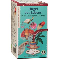 Hari - wings of life Shoti Maa elements tea