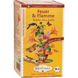 Hari Fire & Flame Shoti Maa Elements Tea
