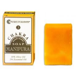 Fiore d´Oriente - Manipura Nabel-Chakra Seife