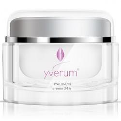 Yverum - Hyaluron Creme 24h