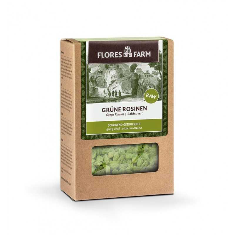 Flores Farm - Grüne Rosinen