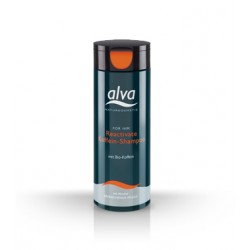 alva - FOR HIM Reactivate Caffeina Shampoo