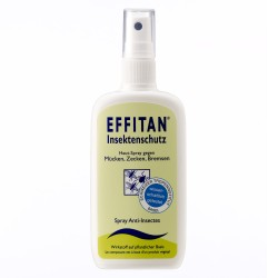 alva - EFFITAN Spray Repelente de insectos