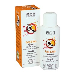 eco - Baby body oil