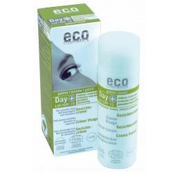 eco - crema para el rostro con FPS 15 teñido
