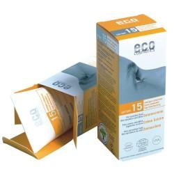 eco - Bloqueador solar con FPS 15
