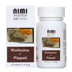 Nimi - Curcuma + Pippali Extrait