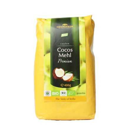 Cosmoveda - BIO Cocos 400gr de Harina