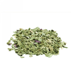 Miraherba - rubbed organic basil - 50g