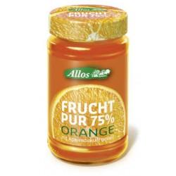 Allos - Frucht Pur Orange - 250g