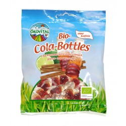 Ökovital - organic Cola Bottles - 100g