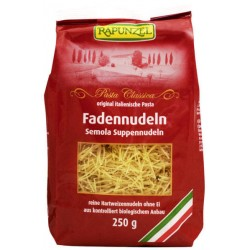Rapunzel - thread soup Semola - 250g pasta