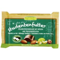 Rapunzel - Studentenfutter Schokolade - 100g