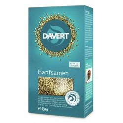 Davert - hemp seeds - 150g
