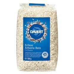 Davert - Real Arborio rice for Risotto 500g