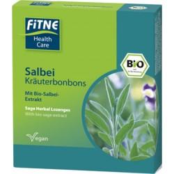 Fitné Logona - Bio Salbei Kräuterbonbons - 20 Stück