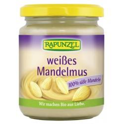 Rapunzel - Mandelmus weiß - 250g