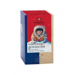 Sonnentor - mulled wine spice red - 20 bags
