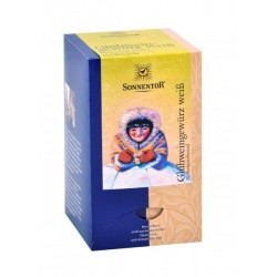 Sonnentor - mulled wine spice-white - 20 bags