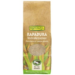 Rapunzel Rapadura whole cane sugar 500g