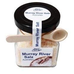 Naturaleza Hurtig - Murray River Sal Australia - Sales del Mundo - 45g