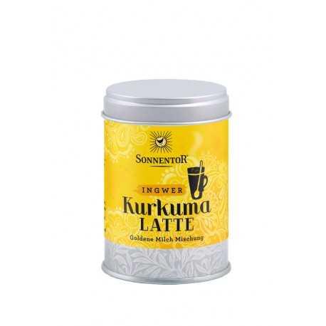 Sonnentor - Kurkuma-Latte Ingwer bio - Dose 60g