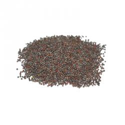 Miraherba Orgánico, semillas de Mostaza, negro - 100g