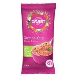 Davert - Quinoa-Cup Tomate-Kräuter - 65g