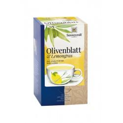 Sonnentor - Olivenblatt Lemongras - 18 Teebeutel