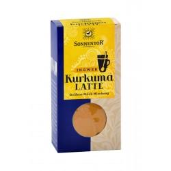 Sonnentor - turmeric-Latte ginger bio - refill 60g