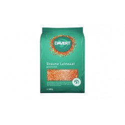 Davert - Crushed Flax seeds 400g