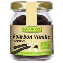 Rapunzel - polvo de vainilla Bourbon - 15g