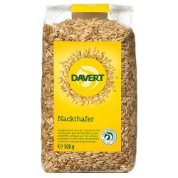 Davert - naked oats - 500g