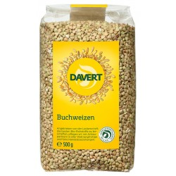 Davert - buckwheat from Germany - 500g