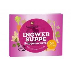 Sonnentor - Ingwer Suppenwürfel - 6 Stück