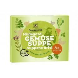 Sonnentor - Hildegard Gemüse Suppenwürfel - 6 Stück