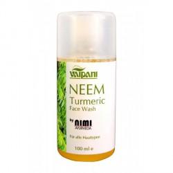 Nimi de Neem Cúrcuma limpiador facial de 100 ml