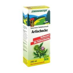 Schoenenberger - jus d'artichaut - 200ml