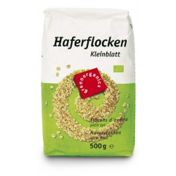 Green - Haferflocken fein - 500g