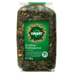 Davert - Knabber-les graines de Citrouille - 250g